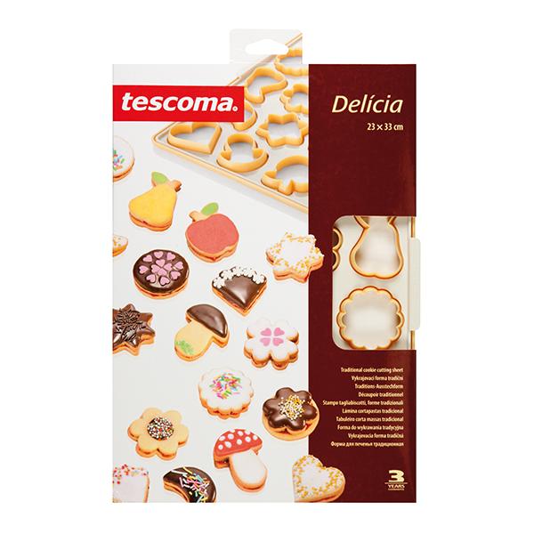 Лист-изрязване на сладки Tescoma Delicia