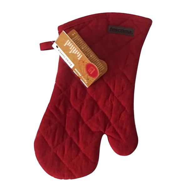 Кухненска ръкавица Tescoma Fancy Home, червена