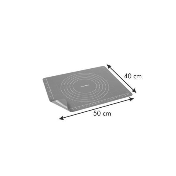 Разграфена силиконова подложка, Tescoma Delicia Siliconprime 50X40 cm