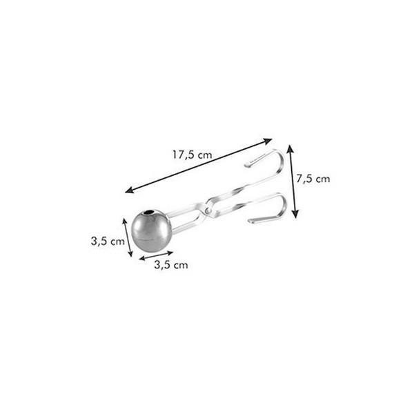 Уред за оформяне на топчета от кайма Tescoma Grandchef