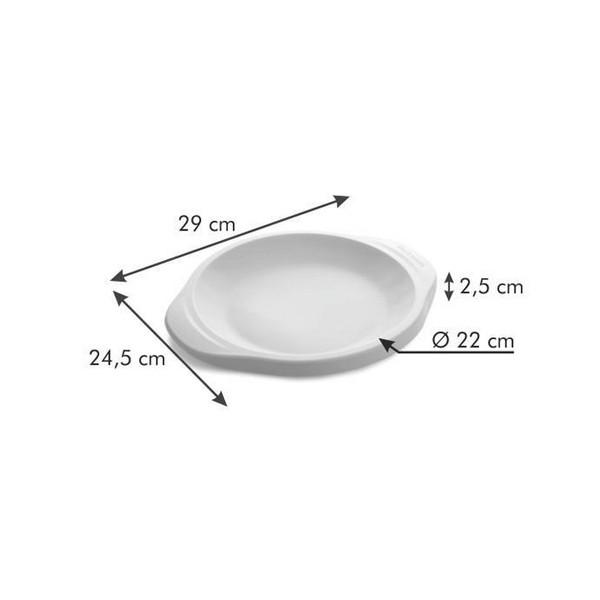Силиконова кръгла форма за хляб Tescoma Della Casa