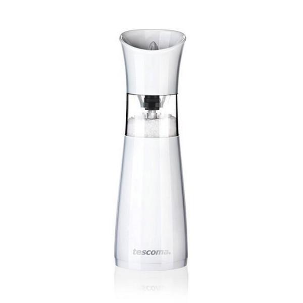 Електрическа мелничка за сол Tescoma Vitamino, бяла