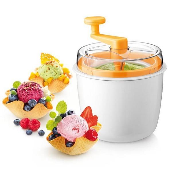 Уред за приготвяне на сладолед Tescoma Della Casa