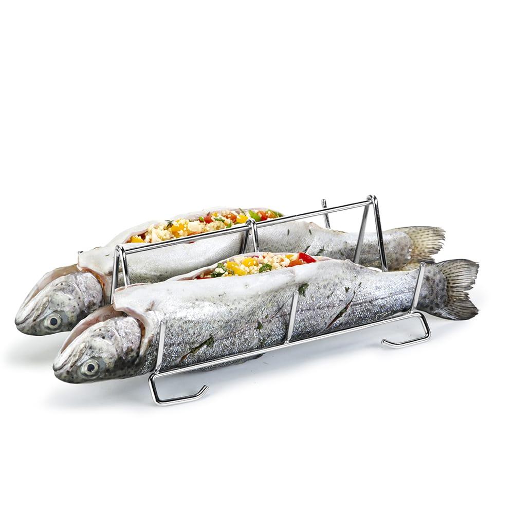 Стойка за печене на риба Tescoma Grandchef