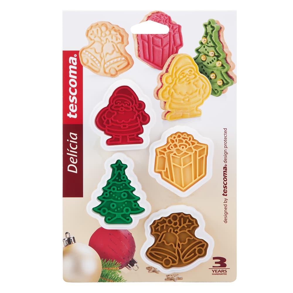 Печати за сладки Tescoma Delicia, 4 броя