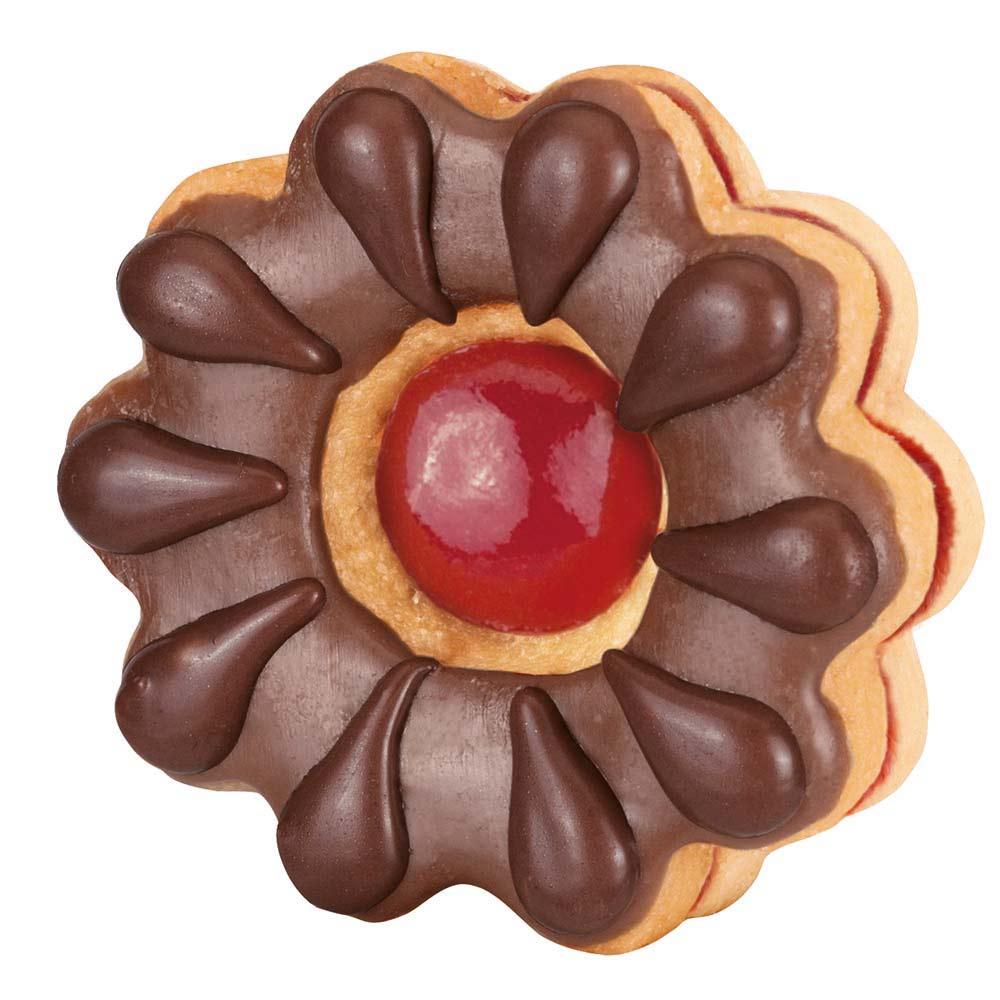Резци за дребни сладки линцер Tescoma Delicia, 6 броя, в кутия