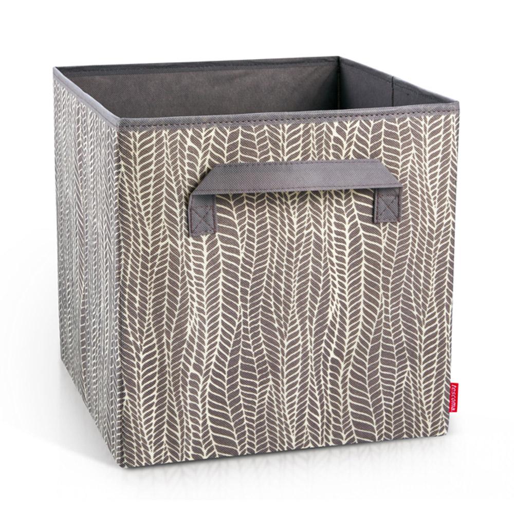 Органайзер за гардероб с дръжки Tescoma Fancy Home Cappuccino 30x30x30cm