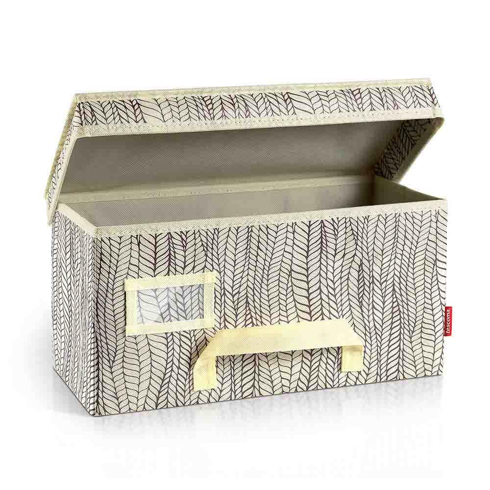 Органайзер за гардероб с капак Tescoma Fancy Home Cream 40x18x20cm