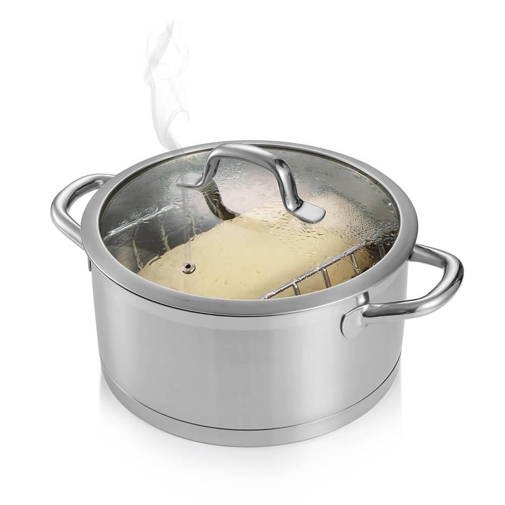 Стойка за печене на пиле Tescoma Grandchef