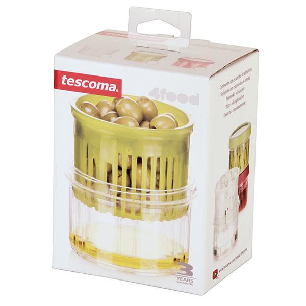 Кутия с решетка за отцеждане Tescoma