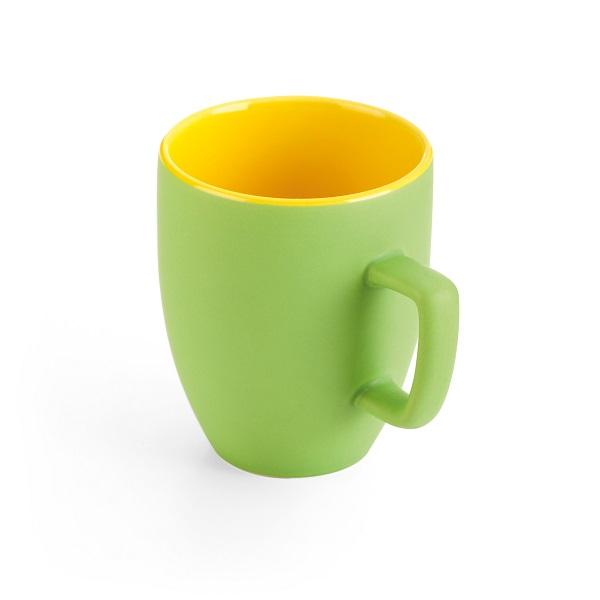 Чаша за чай Tescoma Crema 2Tone, зелена, 270 ml