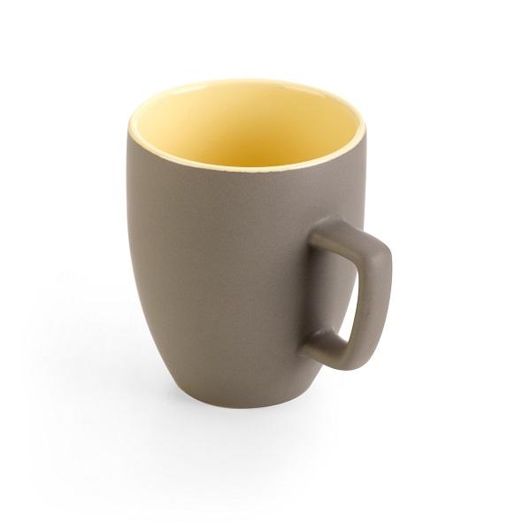Чаша за чай Tescoma Crema 2Tone, сива, 270 ml