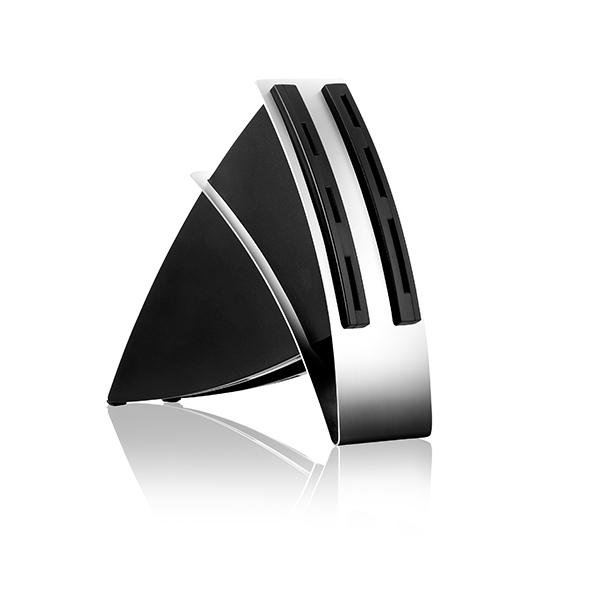 Комплект ножове Tescoma Azza с блок